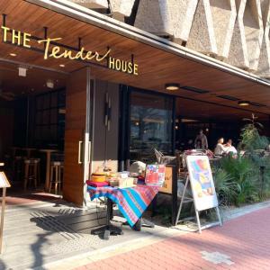 白金のプラチナストリートでペルー料理@The Tender House