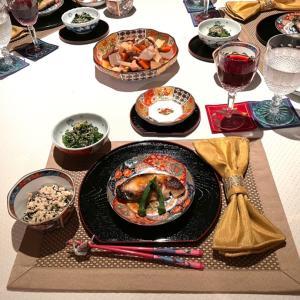 日本から来た友人をお招きしてお家ディナー