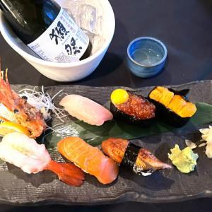 アトランタの老舗日本料理店で満足ディナー@Nakato