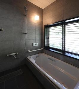 毎日旅館気分のオリジナルのお風呂