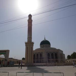 ウズベキスタン旅行~テルメズから移動中の写真~