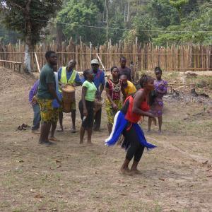 リベリア旅行1日目~クポタウェの滝~