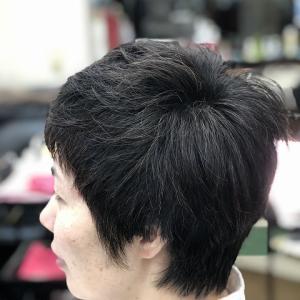 天然100%ヘナで白髪染め