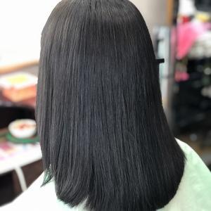 縮毛矯正ファイル122(スピエラ縮毛矯正+天然100%ヘナで白髪染)