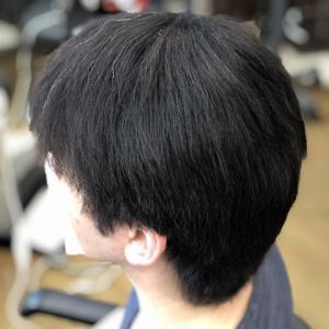 縮毛矯正ファイル123(男性の縮毛矯正)