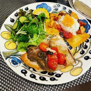 麺kitoisix。ラビオリのトマト煮。