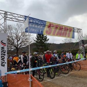 今日は やっぱりシクロクロスバイク 「ルイガノ号」 ~今年初レースは,希望ヶ丘~