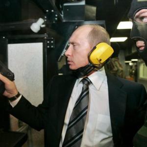 シベリア プーチン大統領の休暇 動画 2017/08/07