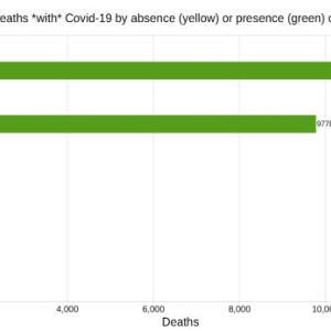 イギリス「コロナウィルス」での死亡95%が(他の死因での死亡)グローバルリサーチ