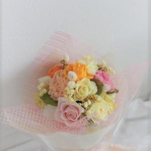 結婚式贈呈の花束☆オーダー