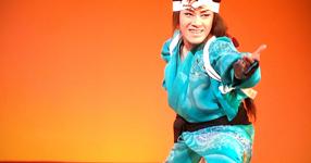 橘大五郎 座長  2012年6月 神戸新開地劇場 2