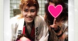 橘大五郎 座長  2012年6月 神戸新開地劇場