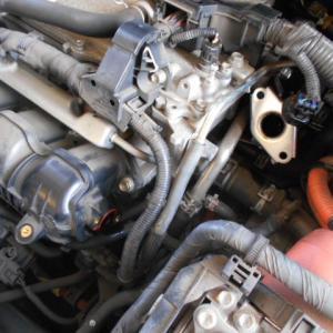30プリウス エンジン不調