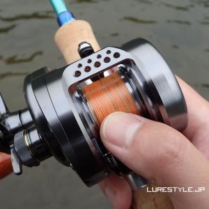 渓流ベイト釣行 カルコンBFS+アベイルスプール初実釣