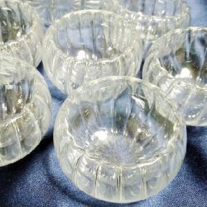 パンプキン・ポット と ダブル・ウォール・グラス☆ そ・し・て 、ガラス の ポット・ウォーマー♪ ~~匸P o(∇ ̄〃川