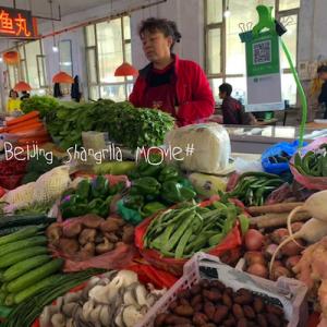 野菜市場とおばちゃん