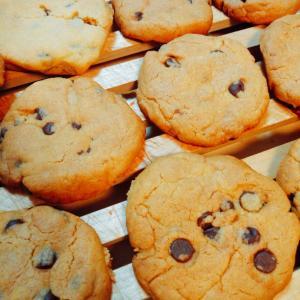[アメリカンソフトクッキー] スタバみたい♡チョコチップは大盛りで!