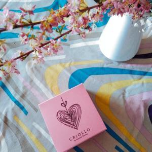 [春らしいパッケージで♡]フランスと日本のコラボ!美味しくてオリジナリティ溢れるCRIOLLO