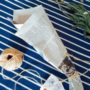 [ラベンダー栽培 ]香りのプレゼントを簡単オシャレにラッピング