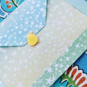 [ 手作りカードでプレゼント] ばあば誕生日に小学生が頑張ったこと