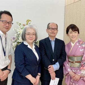漱石山房記念館にて 鎌倉漱石の會主催『虞美人草』読解&朗読が開催されました!