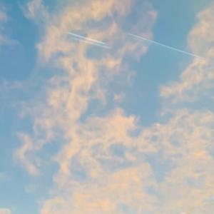 空の上は美しい~下関へ