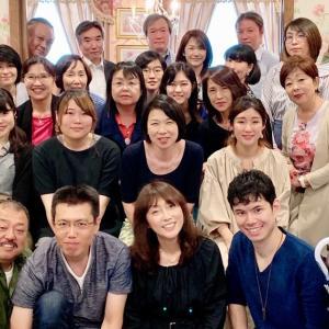 物語のお茶会~ショートショート作家 堀真潮と「抱卵」大盛況でした!