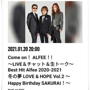 Birthday配信LIVE