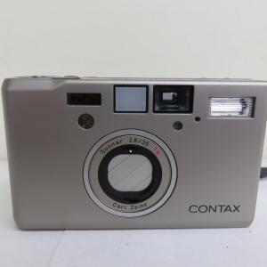 コンタックス CONTAX カメラ T3 買取させていただきました!