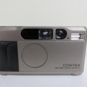 コンタックス CONTAX カメラ T2 買取させていただきました!