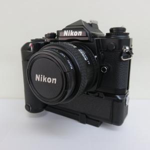 ニコン Nikon カメラ FM3A 買取させていただきました!