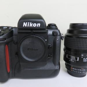 ニコン Nikon カメラ F5 買取させていただきました!