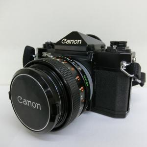 キヤノン Canon カメラ F-1 買取させていただきました!