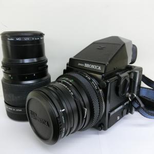 ゼンザブロニカ ZENZA BRONICA カメラ ETRSi 買取させていただきました!