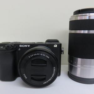 ソニー SONY デジタルカメラ α6300 買取させていただきました!