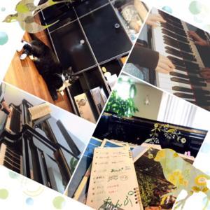 【9月piano lesson(2)】課せられた課題は。。。