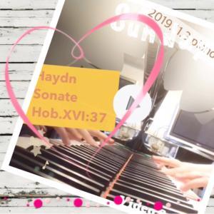 【11月piano lesson①(3)】ハイドンダイジェスト動画《動画アリ》