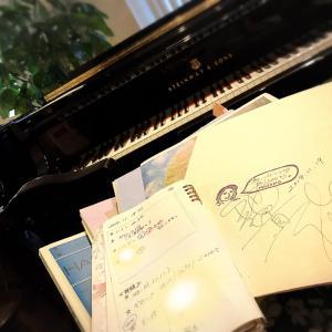 【11月piano lesson②(1)】レッスン総括と終了した曲。