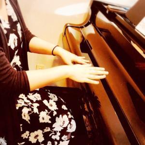 2年前のピアノレッスンアレコレと、レッスンに向けて。。