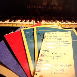 """【9月2回目レッスン(1)】総括と""""ピアノ"""" の存在が…"""