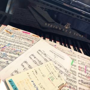 【6月ピアノレッスン①】モーツアルト、構成・響き・練習方法‼️《動画アリ&編集中》