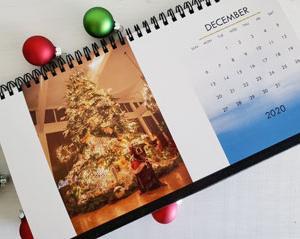 ハワイで一番好きなくクリスマスツリー