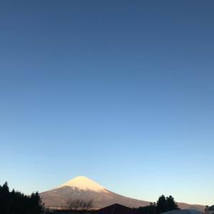 12月4日 朝の空