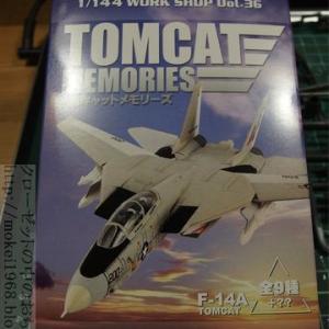 F-toys 1/144 F-14 トムキャットメモリーズ