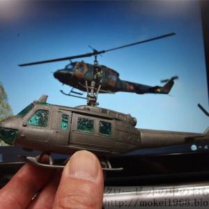ハセガワ 1/72 UH-1Hイロコイ