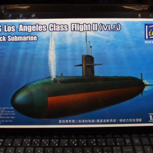 1/350 潜水艦を・・・
