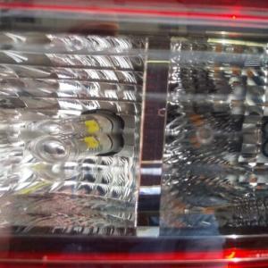 トヨタライズ ハイフラ防止LEDウィンカー & LEDバックランプ