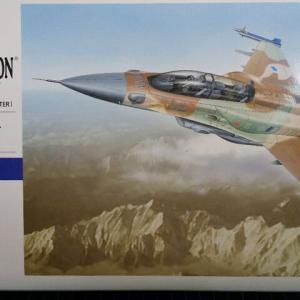 ハセガワ 1/72 イスラエル空軍F-16I