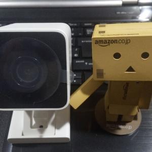 防犯カメラ ATOM CAM2 届きました