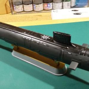 ホビーボス 1/350 米海軍 SSN-744 バージニア